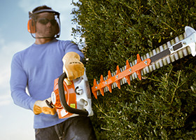 How to Store your STIHL
